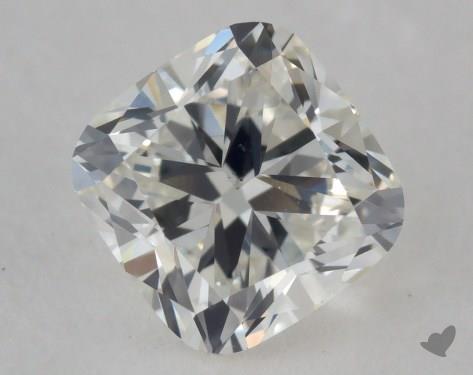 0.59 Carat H-VS2 Cushion Cut Diamond