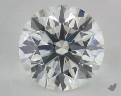 2.01 Carat I-VS2 Excellent Cut Round Diamond