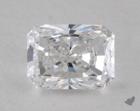 1.32 Carat D-VS1 Radiant Cut Diamond