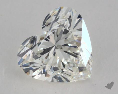 1.20 Carat H-VS2 Heart Shape Diamond