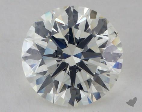 2.32 Carat K-SI2 Excellent Cut Round Diamond