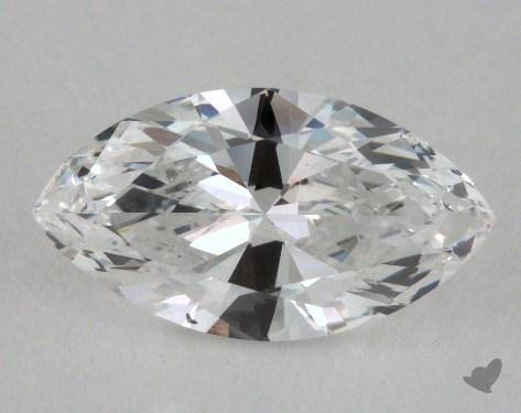 0.98 Carat D-SI1 Marquise Cut Diamond