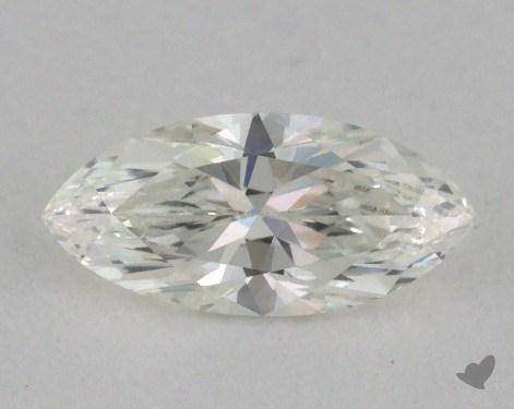 0.51 Carat I-VS1 Marquise Cut Diamond