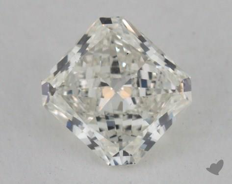 0.54 Carat H-VS2 Radiant Cut Diamond