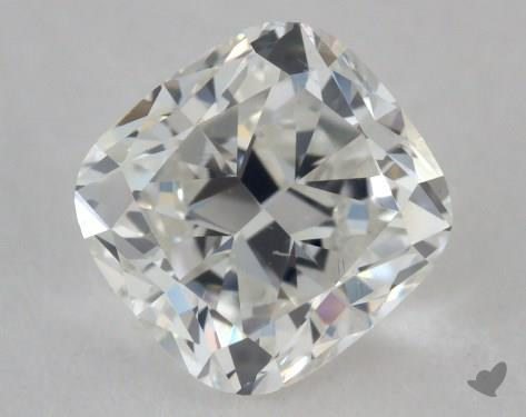 0.72 Carat G-SI1 Cushion Cut Diamond