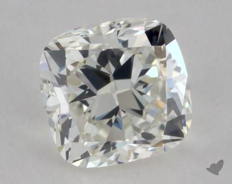 0.76 Carat H-VS2 Cushion Cut  Diamond