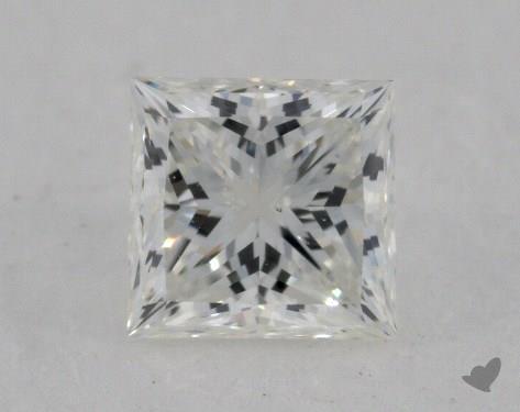 0.50 Carat H-VS2 Ideal Cut Princess Diamond