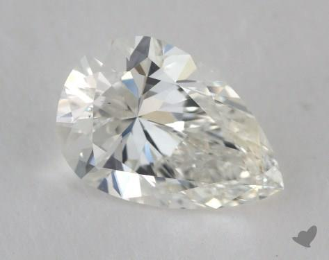 1.20 Carat H-VS2 Pear Shape Diamond