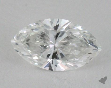 1.00 Carat F-VVS1 Marquise Cut Diamond