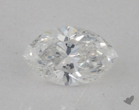 0.30 Carat D-SI1 Marquise Cut Diamond