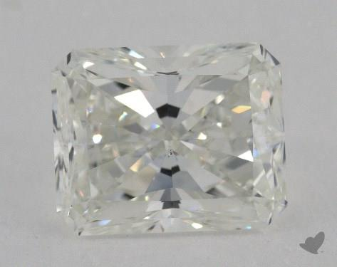 5.01 Carat H-VS2 Radiant Cut Diamond