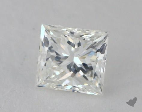 0.82 Carat G-SI1 True Hearts<sup>TM</sup> Ideal Diamond