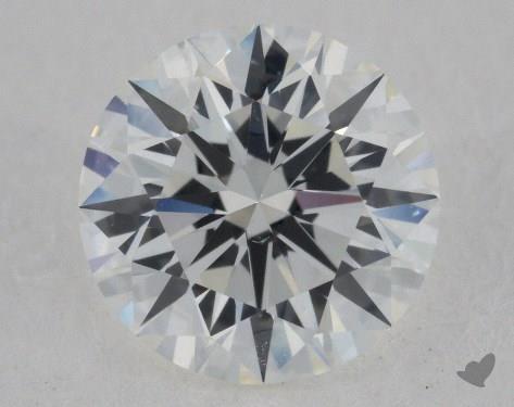 1.52 Carat G-VS2 Excellent Cut Round Diamond