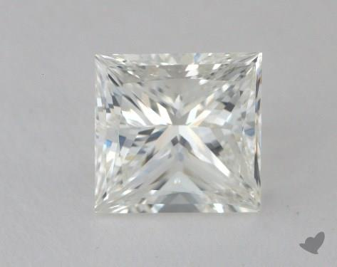 1.50 Carat H-VVS2 Very Good Cut Princess Diamond