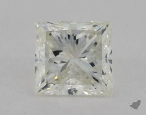 1.40 Carat J-SI1 Very Good Cut Princess Diamond