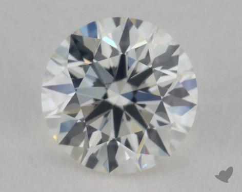 0.34 Carat H-VS2 Ideal Cut Round Diamond