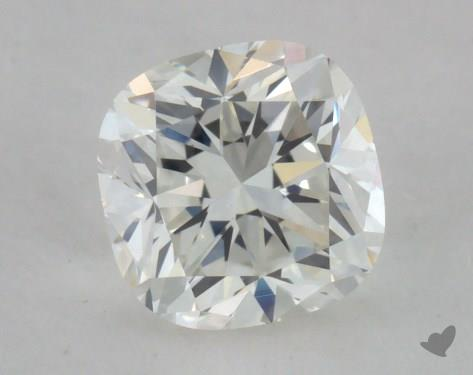 0.74 Carat H-VS2 Cushion Cut Diamond