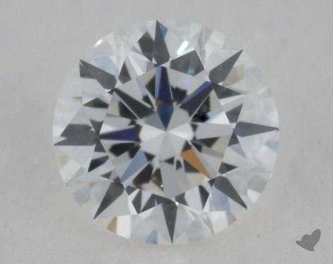 0.30 Carat E-VS1 Excellent Cut Round Diamond