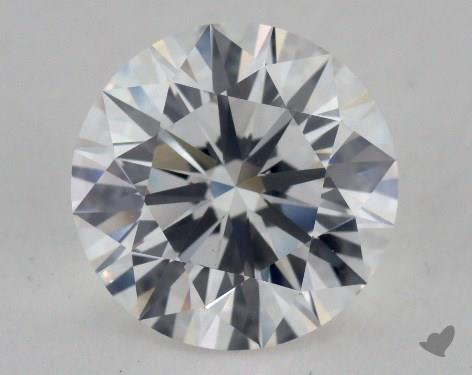 2.21 Carat E-VS1 Excellent Cut Round Diamond