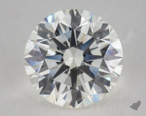 2.41 Carat I-VS2 Excellent Cut Round Diamond
