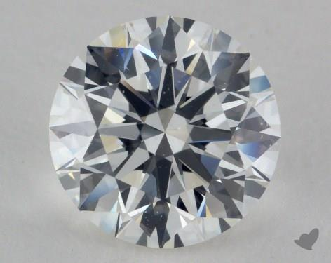 2.29 Carat G-IF Excellent Cut Round Diamond