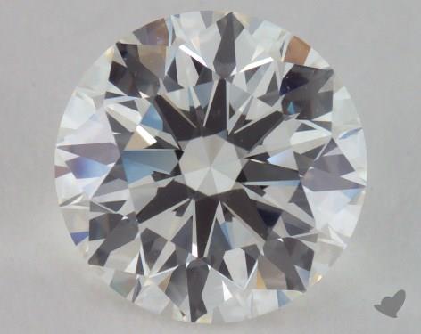 2.23 Carat I-IF Excellent Cut Round Diamond