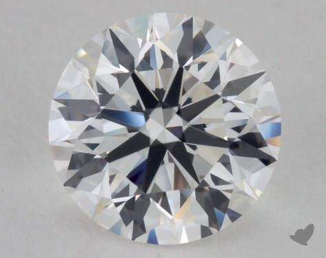 2.26 Carat E-VVS2 Excellent Cut Round Diamond