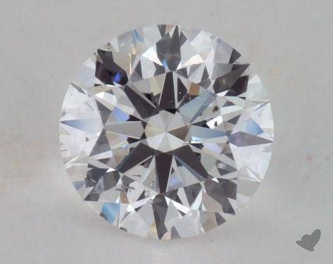 2.02 Carat D-SI2 Very Good Cut Round Diamond