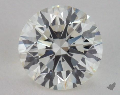 1.71 Carat J-VS1 Excellent Cut Round Diamond