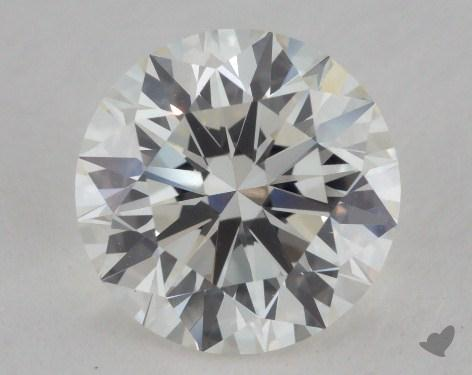 1.70 Carat I-VVS2 Excellent Cut Round Diamond