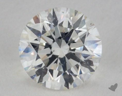 1.70 Carat H-SI1 Excellent Cut Round Diamond
