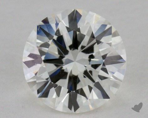 1.41 Carat J-VVS2 Excellent Cut Round Diamond