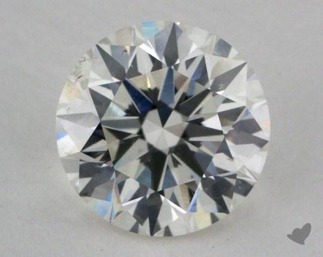 1.50 Carat J-SI1 Excellent Cut Round Diamond