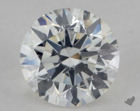 1.32 Carat H-SI2 Excellent Cut Round Diamond