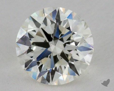1.31 Carat I-VS2 Excellent Cut Round Diamond