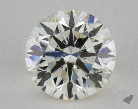 1.30 Carat J-SI1 Excellent Cut Round Diamond
