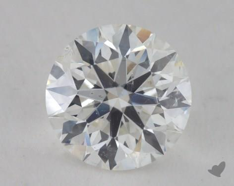 1.30 Carat H-SI2 Excellent Cut Round Diamond