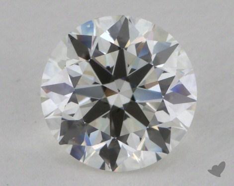 1.22 Carat H-VS2 Excellent Cut Round Diamond