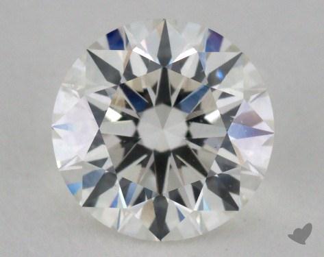 1.21 Carat H-SI1 Excellent Cut Round Diamond