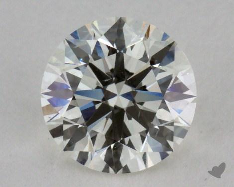 1.03 Carat J-SI1 Excellent Cut Round Diamond