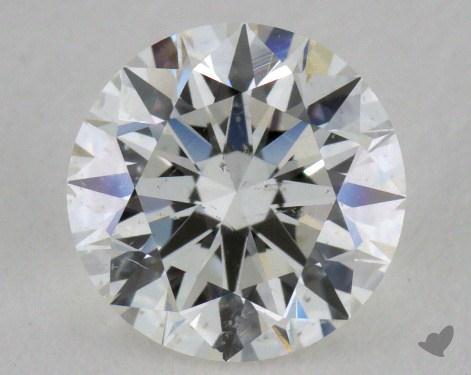 1.01 Carat G-SI2 Very Good Cut Round Diamond