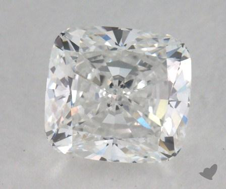 1.52 Carat F-VVS1 Cushion Cut Diamond