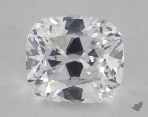 1.11 Carat D-VVS1 Cushion Cut Diamond