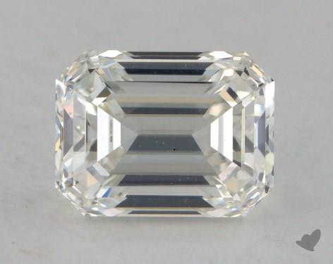 1.55 Carat H-VS2 Emerald Cut Diamond