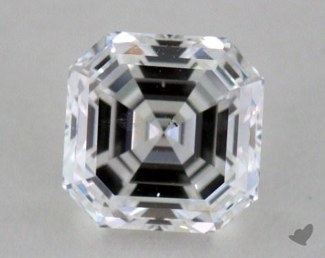 1.06 Carat E-VS2 Emerald Cut Diamond