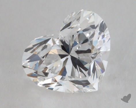 1.50 Carat E-VS1 Heart Shape Diamond
