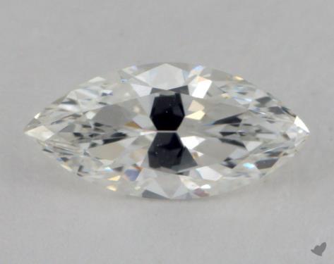 0.91 Carat H-VS2 Marquise Cut Diamond