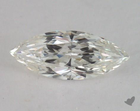 1.03 Carat H-VS2 Marquise Cut Diamond