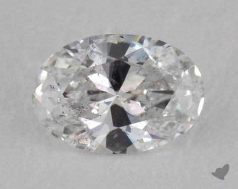 1.01 Carat E-SI2 Oval Cut Diamond