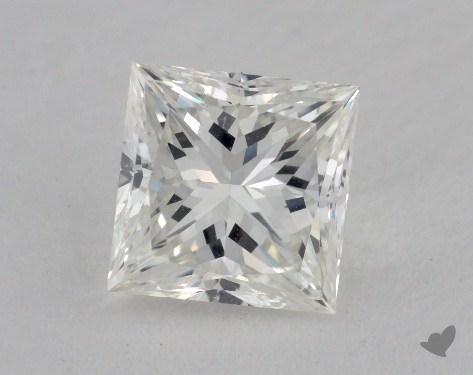 1.54 Carat G-VS1 Ideal Cut Princess Diamond
